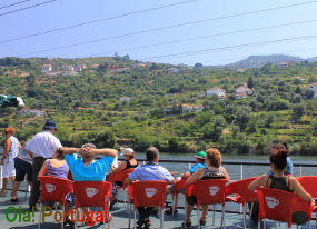Douro River Cruise, Porto, Portugal
